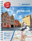 Benelux & North of France Road Atlas - Book