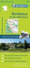 Bordeaux & surrounding areas - Zoom Map 126 : Map - Book