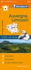 Auvergne Limousin - Michelin Regional Map 522 : Map - Book