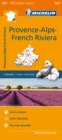 Provence- Alps - French Riviera - Michelin Regional Map 527 : Map - Book