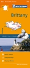 Brittany - Michelin Regional Map 512 : Map - Book