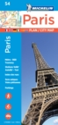 Paris - Michelin City Plan 54 : City Plans - Book