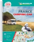 France Atlas Camping Car A4 2018 - Book