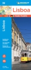 Michelin Lisbon Map 39 - Book