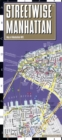 Streetwise Manhattan Map - Laminated City Center Street Map of Manhattan, New York - Book