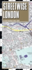 Streetwise London Map - Laminated City Center Street Map of London, England - Book