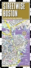 Streetwise Boston Map - Laminated City Center Street Map of Boston, Massachusetts - Book