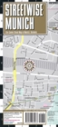 Streetwise Munich Map - Laminated City Center Street Map of Munich, Germany - Book