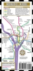 Streetwise Map Washington D.C - Laminated City Center Street Map of Washington D.C Metro : City Plans - Book