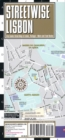 Streetwise Lisbon Map - Laminated City Center Street Map of Lisbon, Portugal - Book