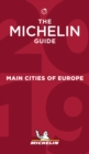 Main cities of Europe - The MICHELIN Guide 2019 : The Guide Michelin - Book