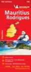 Maurice (Mauritius) - Michelin National Map 740 : Map - Book