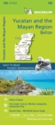Yucatan & the Mayan Region - Zoom Map 185 : Map - Book
