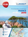 France 2019 - PB Tourist & Motoring Atlas : Tourist & Motoring Atlas A4 - Book