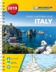 Italy - Tourist and Motoring Atlas 2019 (A4-Spirale) : Tourist & Motoring Atlas A4 spiral - Book