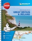 Great Britain & Ireland 2020 - Mains Roads Atlas (A4-Spiral) : Tourist & Motoring Atlas A4 spiral - Book
