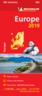 Europe 2019 - Michelin National Map 705 : Map - Book