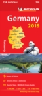 Germany 2019 - Michelin National Map 718 : Map - Book