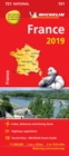 France 2019 - Michelin National Map 721 : Map - Book
