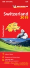 Switzerland 2019 - Michelin National Map 729 : Map - Book