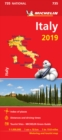 Italy 2019 - Michelin National Map 735 : Map - Book