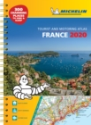 France 2020 - A3 Tourist & Motoring Atlas : Tourist & Motoring Atlas - Book