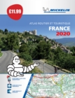 France 2020 - PB Tourist & Motoring Atlas : Tourist & Motoring Atlas - Book