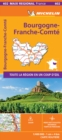 BOURGOGNE-FRANCHE-COMTE, France - Michelin Maxi Regional Map 602 : Map - Book