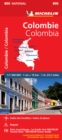 Colombia - Michelin National Map 806 : Map - Book