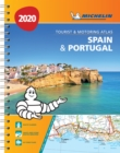 Spain & Portugal 2020 - Tourist and Motoring Atlas (A4-Spiral) : Tourist & Motoring Atlas A4 spiral - Book