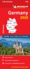 Germany 2020 - Michelin National Map 718 : Map - Book
