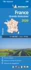 France Route Planning 2020 - Michelin National Map 726 : Map - Book