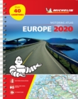 Europe 2020 - Tourist and Motoring Atlas (A4-Spiral) : Tourist & Motoring Atlas A4 spiral - Book