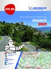 France 2021 - PB Tourist & Motoring Atlas : Tourist & Motoring Atlas A4 Paperback - Book