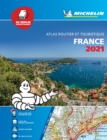 France 2021 - Tourist & Motoring Atlas Multi-flex : Tourist & Motoring Atlas A4 Multiflex - Book