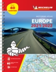 Europe 2021 / 2022 - Tourist and Motoring Atlas (A4-Spiral) : Tourist & Motoring Atlas A4 spiral - Book
