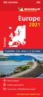Europe 2021 - Michelin National Map 705 : Maps - Book