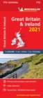 Great Britain & Ireland 2021 - Michelin National Map 713 : Maps - Book