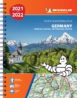 Germany, Benelux, Austria, Switzerland, Czech Republic 2021 / 2022 - Tourist and Motoring Atlas (A4-Spiral) : Tourist & Motoring Atlas A4 spiral - Book
