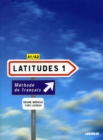 Latitudes : Livre de l'eleve 1 + CD-audio (2) (A1-A2) - Book
