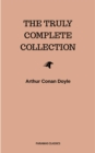 The Complete Sherlock Holmes Collection: 221B (Illustrated) - eBook