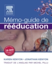 Memo-guide de reeducation - eBook