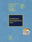 Conferences d'enseignement 2011 : Volume 100 - eBook
