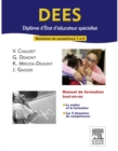 DEES - Diplome d'Etat d'educateur specialise : Domaines de competences 1 a 4 - eBook