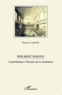 Philibert Simond - eBook