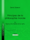 Principes de la philosophie morale - eBook