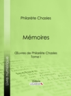 Memoires : Tome I - eBook