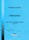 Memoires : Tome II - eBook