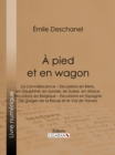 A pied et en wagon : La convalescence - Excursions en Berry, en Dauphine, en Savoie, en Suisse, en Alsace - Excursions en Belgique - Excursions en Espagne - Les gorges de la Reuse et le Val de Travers - eBook