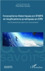 Innovations theoriques en STAPS et implications pratiques en EPS - eBook